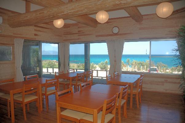 民宿いなか浜食堂
