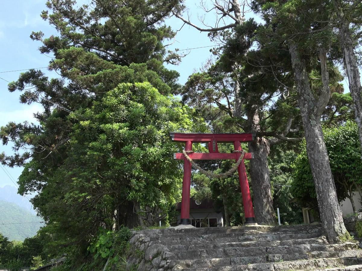 永田岳神社